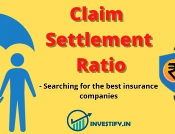 Claim Settlement Ratio
