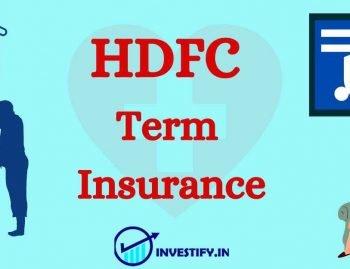 HDFC Term Insurance