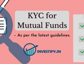 KYC for Mutual Funds
